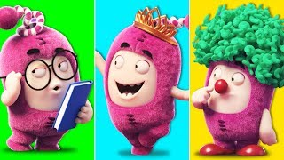 Oddbods | Fancy Dress Competition | Funny Cartoons For Children by Oddbods & Friends