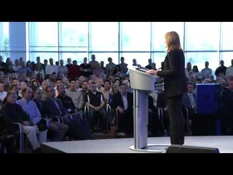 GM CEO Mary Barra Discusses Valukas Report with Employees
