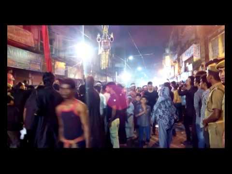 Zanjeer ka matam 2014- Kolkata matamdari