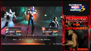 download lagu Ultimate Marvel Vs Capcom 3 Rank 1 gratis