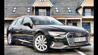 2019 Audi A6 Avant Quattro S-Line First Drive!