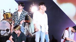 20180803 Jeonju Ultimate Music Festival (JUMF) iKON B.I   전주 얼티밋 뮤직 페스티벌 아이콘 비아이 @전주종합경기장