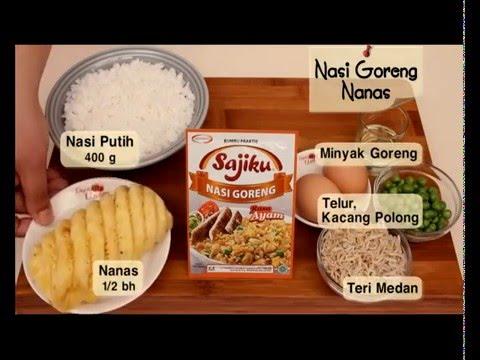 Dapur Umami - Nasi Goreng Nanas