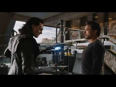 The 20 Funniest Moments in The Avengers!! :)