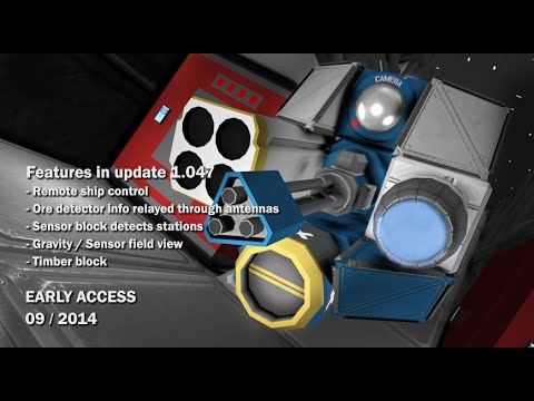 Space Engineers - Remote ship control, Timer block