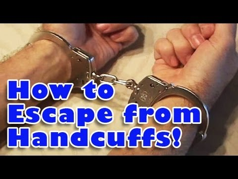How to Escape from Handcuffs