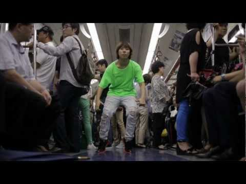 "FUNKY LIA ""Mechanical Seoul"" Popping Korea R16 