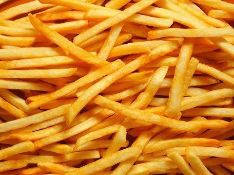 Картошка Фри в домашних условиях(French fries at h