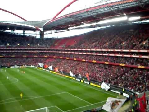 Benfica vs Tottenham (2-2) Golo Garay, Estádio da Luz