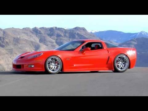 Corvette Stingray Apparel on Pratt   Miller Corvette C6rs Review