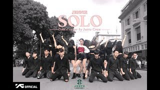 [KPOP IN PUBLIC] [JENNIE SOLO DANCE COVER CONTEST] JENNIE SOLO Dance by JT Crew From Viet Nam