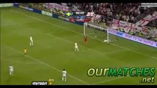 Bicycle goal outside the penalty area - Zlatan Ibrahimovic