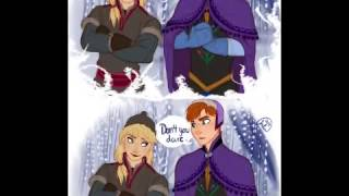 Frozen - ( Boy Version )