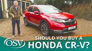 Honda CR-V an SUV worth considering in 2019?