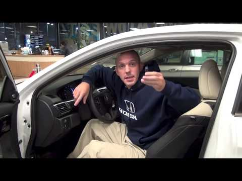 Honda Accord Smart Key with Push Button Start FAQ Review - Tips and Tricks