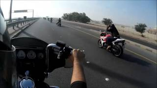 My Friday Ride with Pharaoh Bikers
