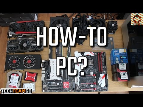 How to Pick Gaming PC Parts