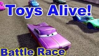 Cars 2: The video Game - Ramone - Runway Tour Battle Race