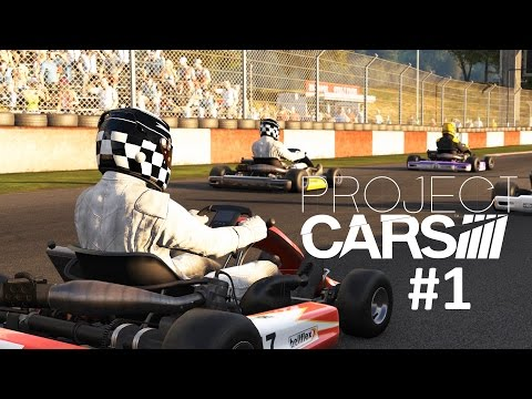 Project CARS - Career Mode - Part 1 (ZERO TO HERO) GIVEAWAY