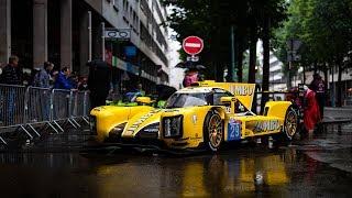 2018 24 Hours of Le Mans - Monday, rainy Monday