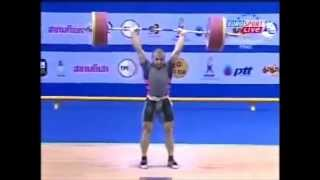 Weightlifting Bulgaria