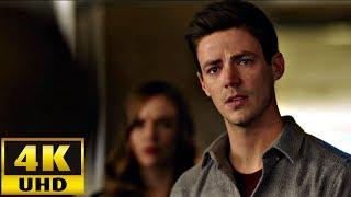 The Flash 5x17 Ending Sherloque tells the team Nora's secrets [4K Ultra HD]