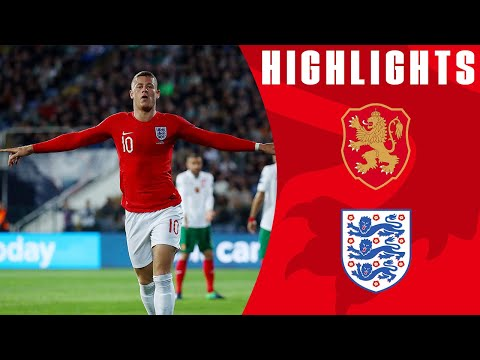 Bulgaria 0-6 England  Three Lions Dominate in Six-Goal Thriller!  Euro 2020 Qualifiers  England