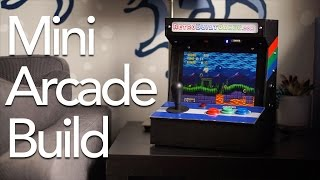 Build a PortaPi Mini Tabletop Arcade!