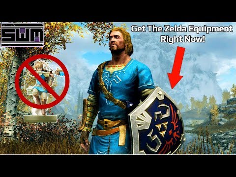 Get The Master Sword In Skyrim On The Nintendo Switch Right Now Without Amiibo! - Guide