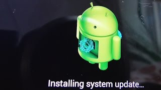 Android System Update, LG G3 (Lollipop ? Marshmallow)