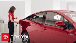 Toyota Prius Prime: A Plug In Hybrid, How Does It Work?