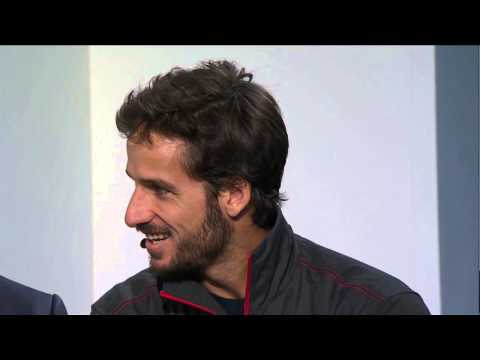 Holding Court Live 2014 Feliciano Lopez