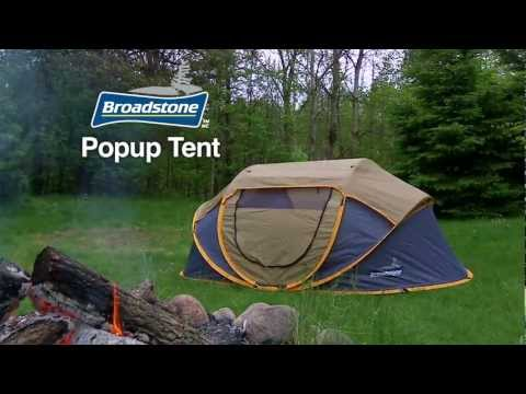 Broadstone Pop-up Tent From Canadian Tire