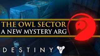 Destiny - Rise of Iron: The OWL Sector ARG, A new SIVA Mystery emerges