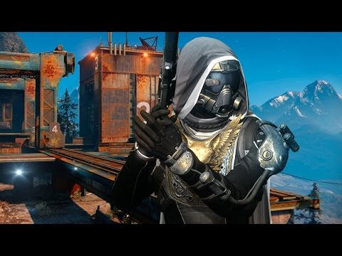Destiny Map Reveal: Earth - Twilight Gap - IGN First