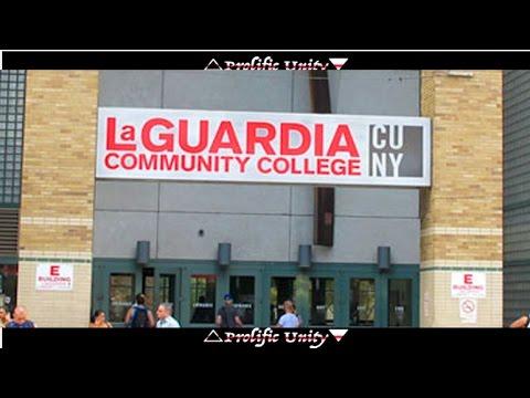TOUR OF LAGUARDIA COMMUNITY COLLEGE 2015