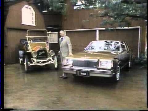 Glenn Ford 1978 Buick Regal Commercial #1