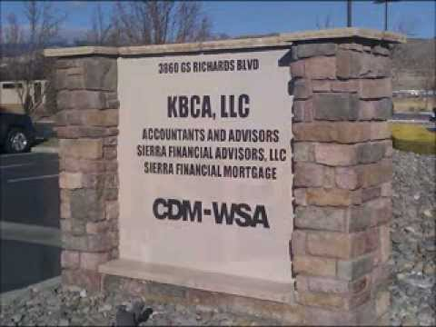 CPA in Carson City NV - KBCA LLC.