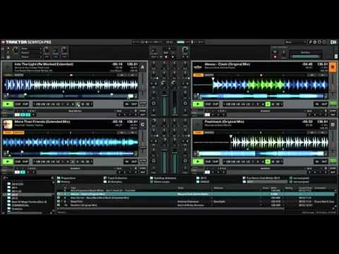 Mix 2013 sur Traktor Pro 2 (N°2) - Electro/Dance - [Full HD Fixed]