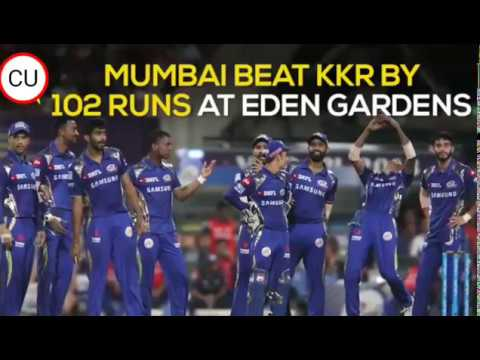 MI vs KKR 2018 highlights | IPL 11 | Mumbai Indians vs Kolkata Knight Riders | Cricket Update