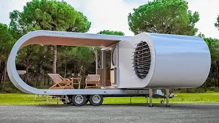 AMAZING CAMPING TRAILERS THAT ARE ON ANOTHER LEVEL