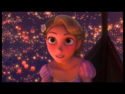 Cartoonlover/Ed Sheeran - Thinking Out Loud/ Tangled /Animated Love Song