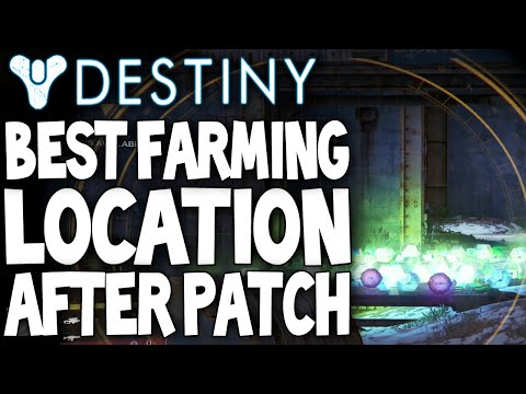 Destiny: Amazing Glimmer & Engram Farming Spot (After 1.0.2.2 Hotfix Patch)