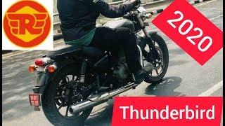 2020 upcoming Royal Enfield Thunderbird x. हिन्दी मे