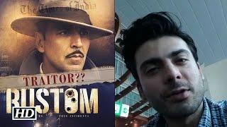 Rustom: Fawad Khan's Heart-Touching Reaction - A Must Watch