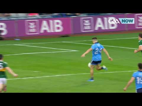GAANOW Rewind: Eoin Murchan Goal 2019 All-Ireland Football Final Replay, Dublin v Kerry