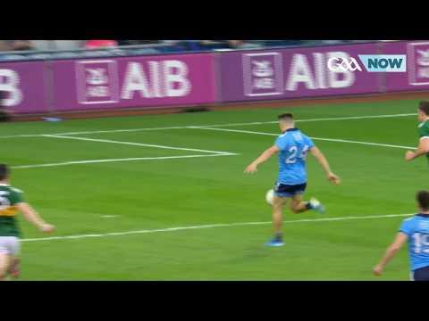 GAANOW Rewind: Eoin Murchan Goal 2019 All-Ireland Football Final Replay, Dublin v Kerry