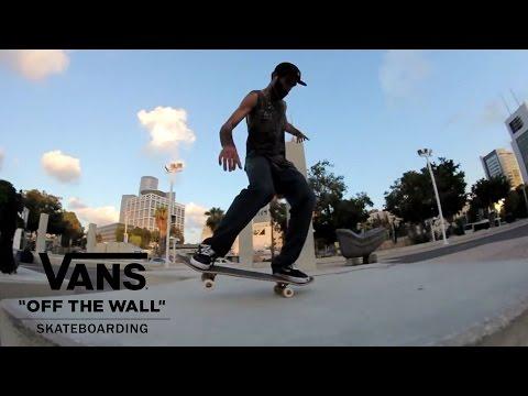 Vans Israel Skate - Noam Jimmy Be'er