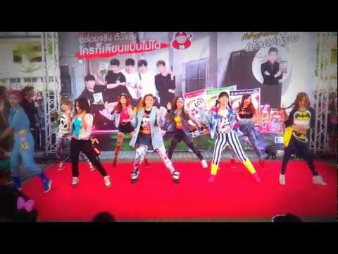 130330 Girlish cover Girls' Generation - I GOT A BOY @Super Joint Concert [1/2]