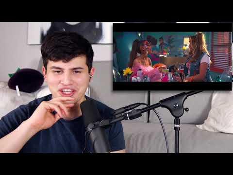 Vocal Coach Reacts to Ariana Grande - thank u, next (music video)
